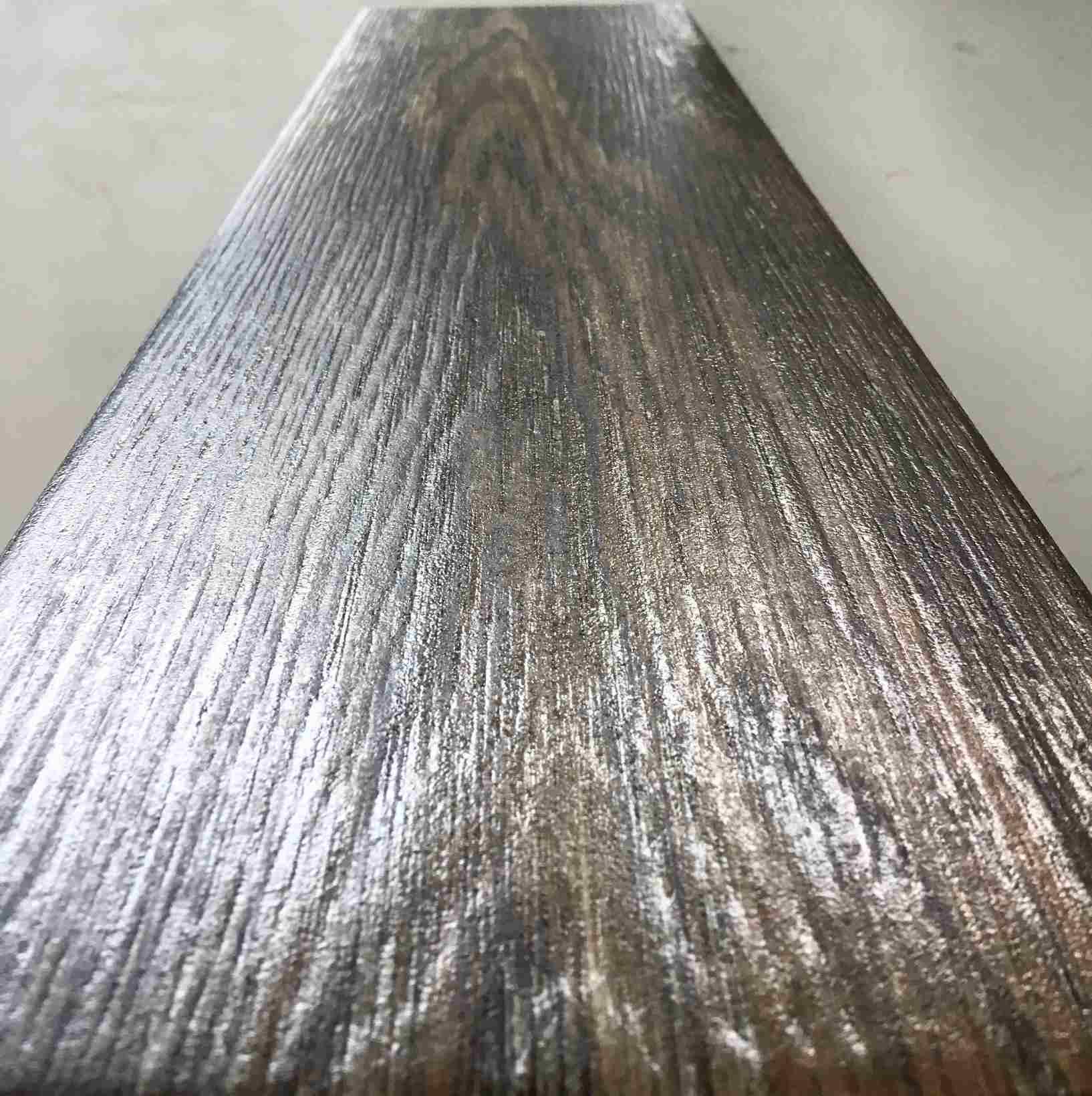 Inchiostro ceramico glossy su legno