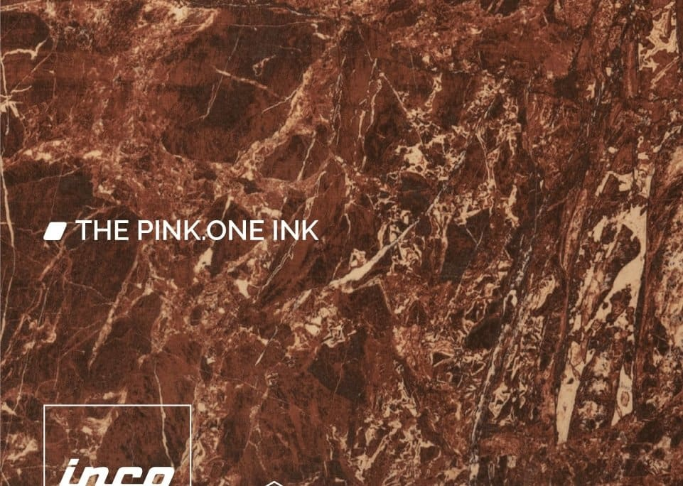Inchiostro digitale  The Pink.One Alto Solido Low Emission