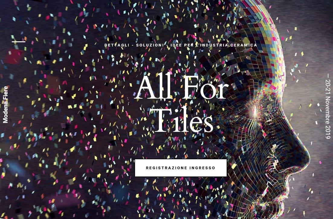 AllForTiles 2019