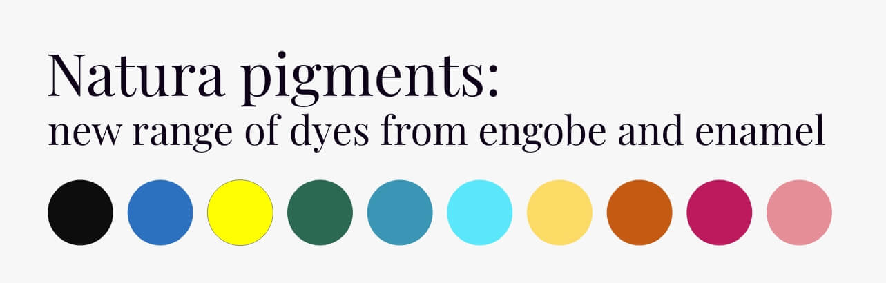 Pigments for engobe and enamel